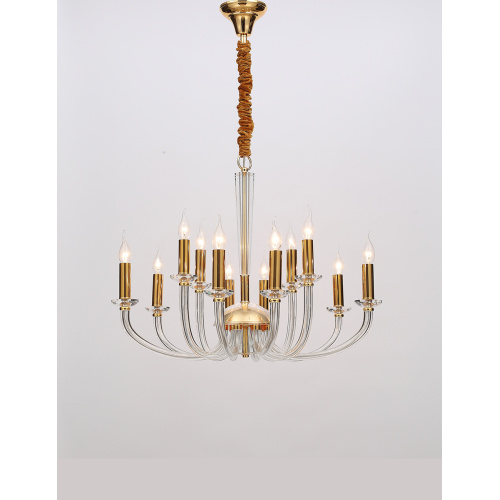Modern Home decoration Living room Golden Pendant lamp