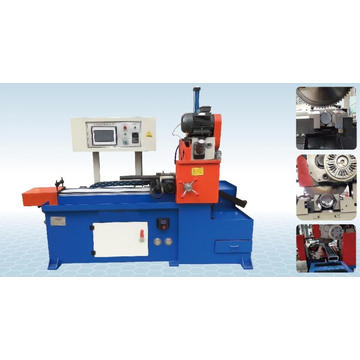 Round and Square Pipe Cutting Machine