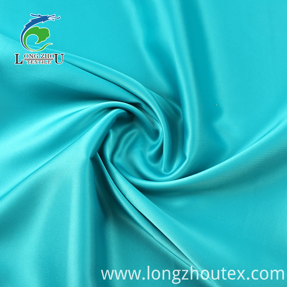 100D SPANDEX SATIN WITH LIGHT FABRIC