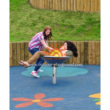 Roundabout Rider Kids Outdoor Bowl Equipment