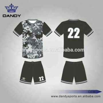 Custom dye sublimation soccer kits