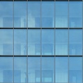 Custom Size Reflective Insulated Building Glass Panels