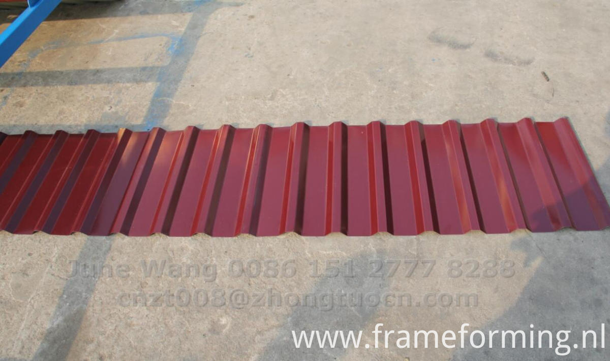 roof tile machine8