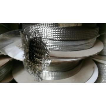 High heat resistant Stainless steel braided sleeve