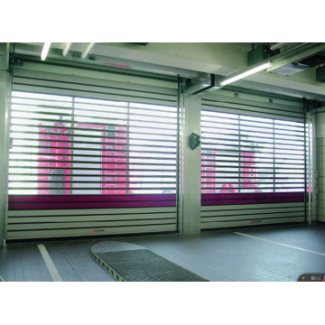 Turbine High Speed Roller Shutter