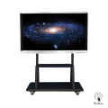 70 Inches All-In-One Touchscreen Monitor with mobile stand