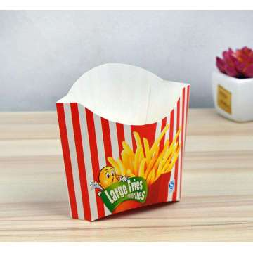 Food Grade Disposable Chip Boxes