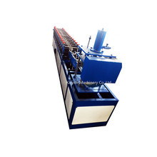 Shutter Door Guide Rails Roll Forming Machine