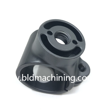 CNC Milling Machining Aluminum Parts for Wireless Handle