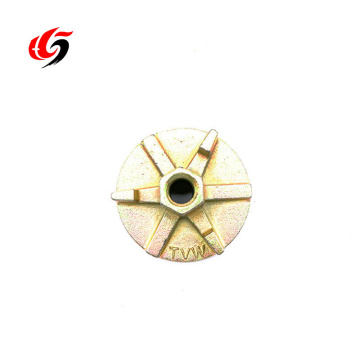 Construction Concrete Tie Rod Wing Nut tie rod