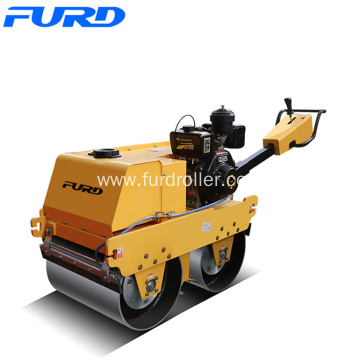 Hydrostatic Drive Small Vibratory Roller Compactor