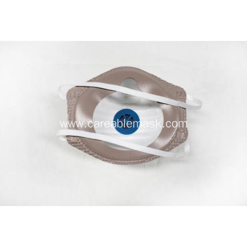 FFP3 Protective Cup Mask with Ventile CE