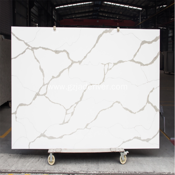 Heat-Resistant And Smooth Artificial Quartz Stone Countertop