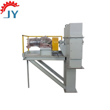 rubber belt bucket elevator machine