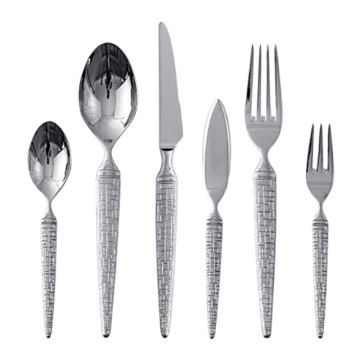 Stainless  Restaurant  Wedding Cutlery Set