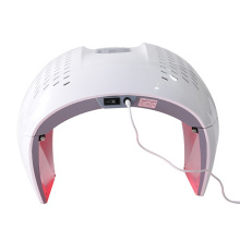 led pdt skin rejuvenation light therapy machine