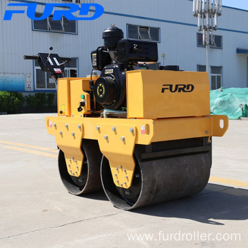 Cheap Price Handle Road Roller Compactor for Road Repair Project