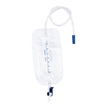 hospital portable urine drainage leg bag