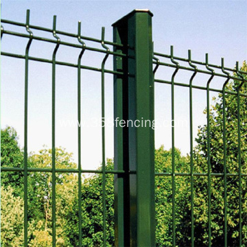 Low Carbon Steel Wire Mesh Fence