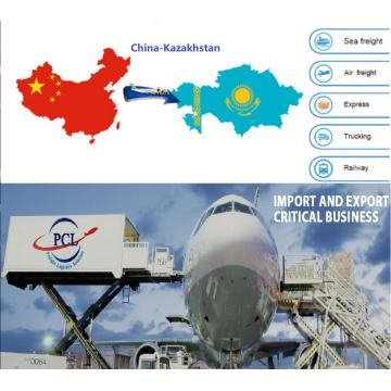 air freight shipping agents to Kazakhstan
