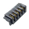 2.50 PITCHS 5 PIN BATTERY 180°FEMALE CONNECTOR