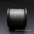 304 Stainless Steel Wire Rope 7X19
