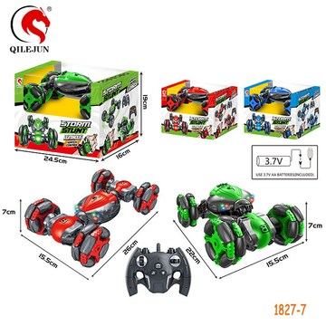 1827-7 QILEJUN R/C 1:18 MINI STUNT CAR