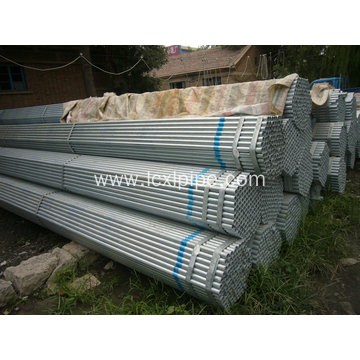 ASTM A106 Gr. B Galvanized Steel Pipe