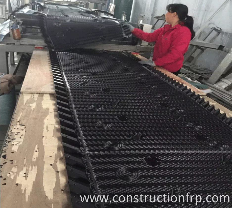 PVC Fills For Square Cooling Tower