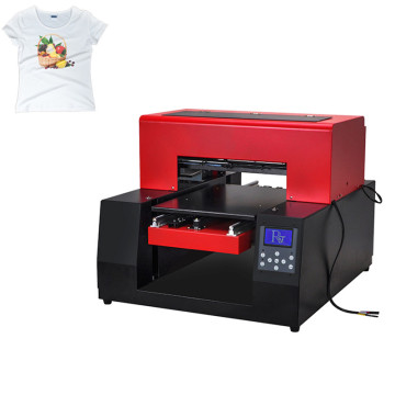 Sport Cloth Logo Printing Machine