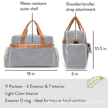 Multifunctional Large Capacity Mummy Tote Bags