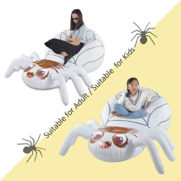 Inflatable Spiders Sofa