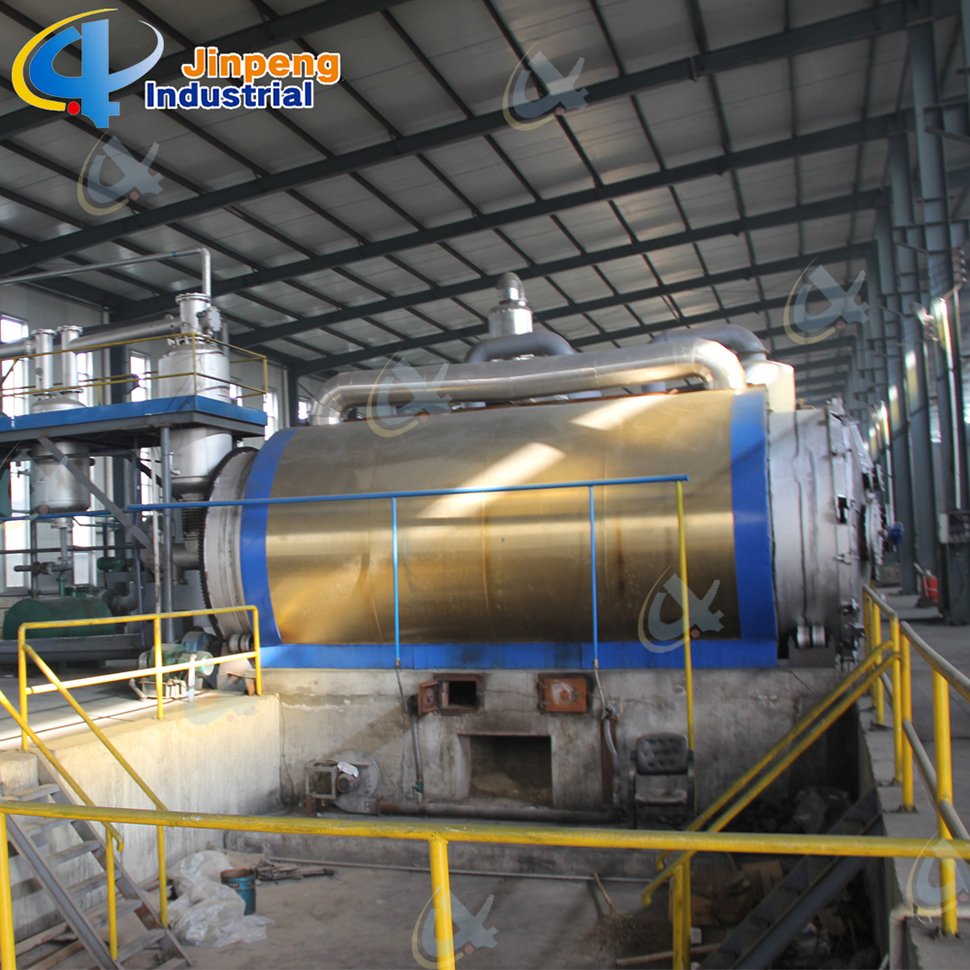 Msw Recycling System City Waste Processing Machine
