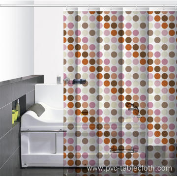 Waterproof Bathroom printed Shower Curtain Review