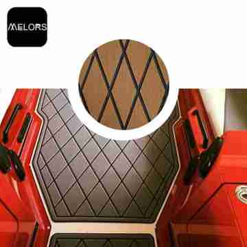 Melors Synthetic Teak Flooring Boat Floor Mat