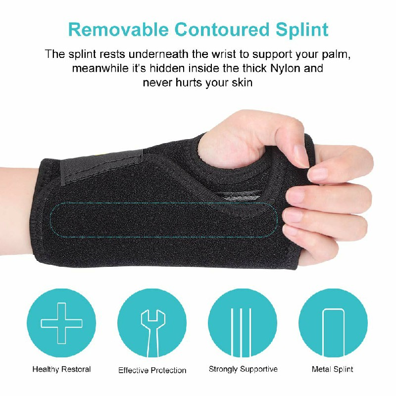 Wrist Support Gloves
