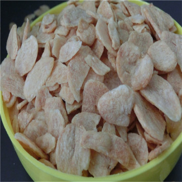 Hot selling crispy golden yellow Fried Garlic Flakes