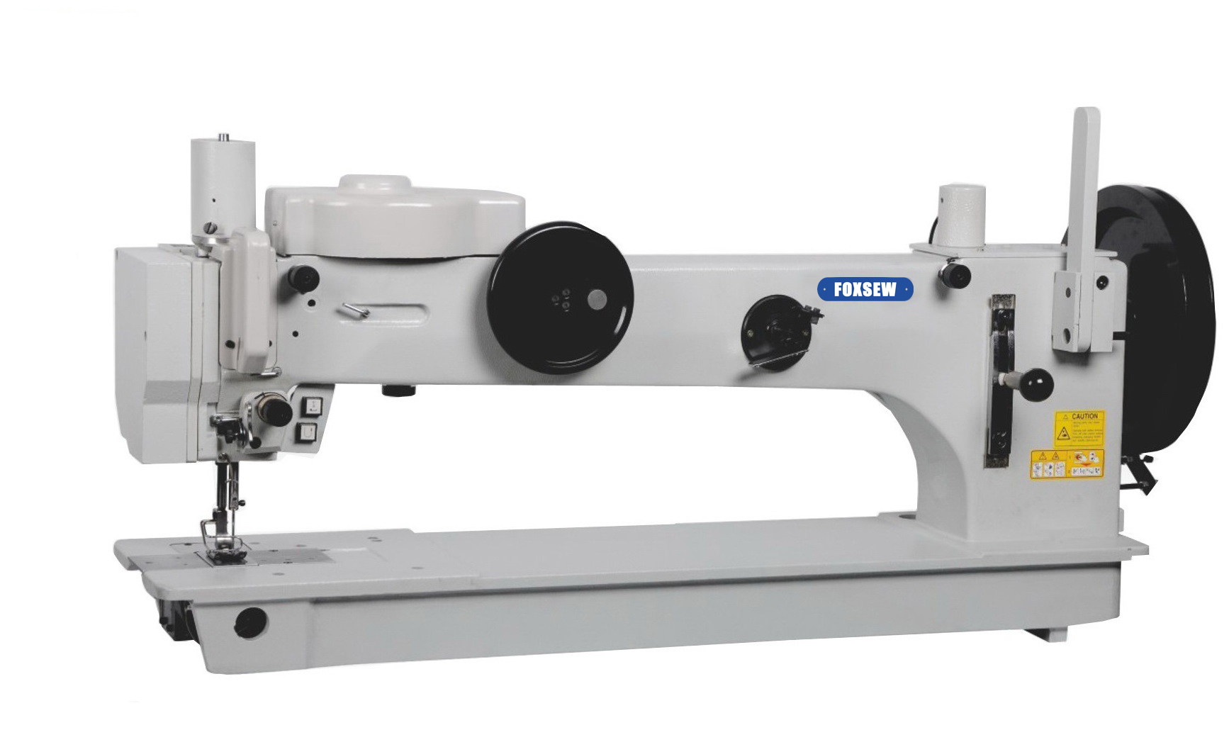 KD-366-76-12HH Extra Long Arm Heavy Duty Zgzag Sewing Machine for Sails Makers and Repairs