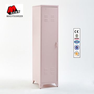 Metal cabinet kids steel little locker