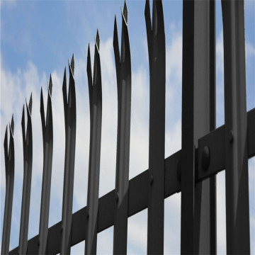 palisade fencing accessories