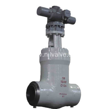 High Pressure Power Station Gate Valve