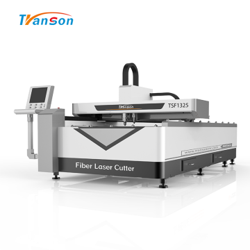1325 Fiber CO2 Double Head Laser Cutting Machine