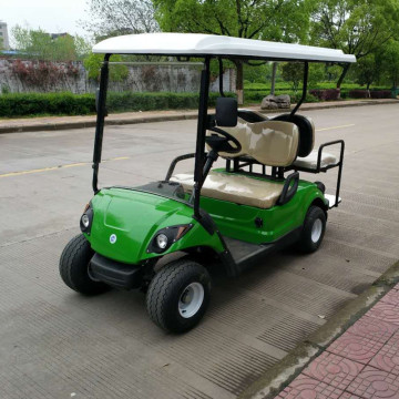 4 seater electric golf cart with electric power