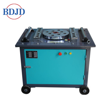 High Efficiency Reinforced Rebar Bending Machine