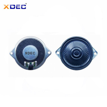 Weather resistant speaker 40mm 8ohm 0.5w outdoor speaker