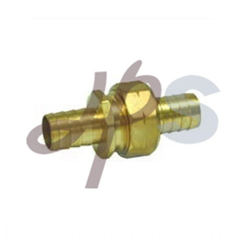 Brass Hose Fitting H864