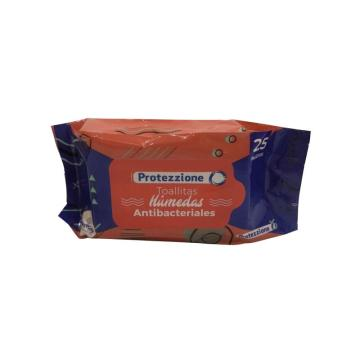 OEM Antibacterial Cleaning Tissues Wet Wipes