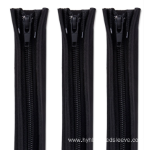 Zipper Braided Sleeve For Electrical Cable