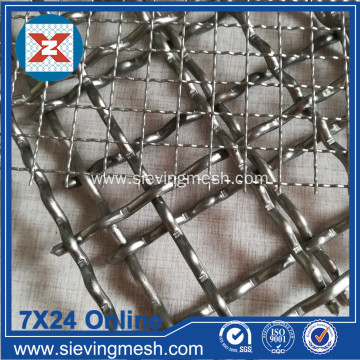 Various kinds of stainless steel crimped mesh