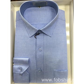 Good Quality Yarn Dyed Business Shirt